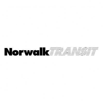 free vector Norwalk transit