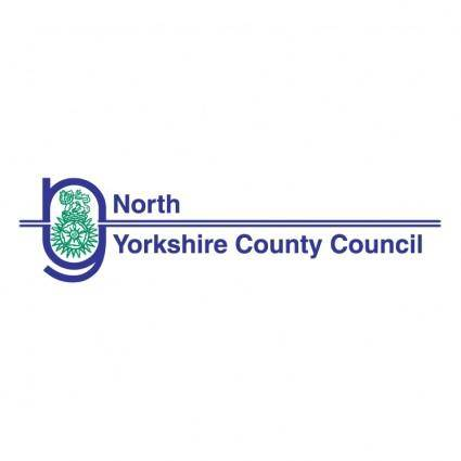 free vector North yorkshire county council