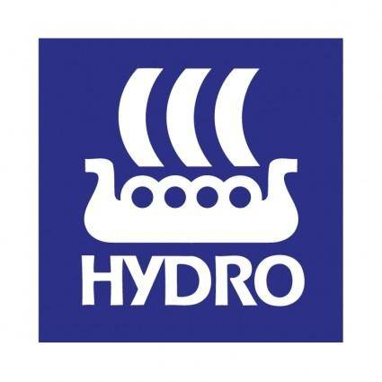 free vector Norsk hydro 1