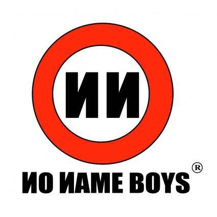 No name boys