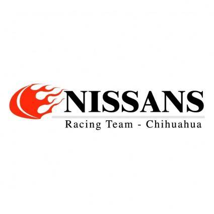 Nissans drag racing