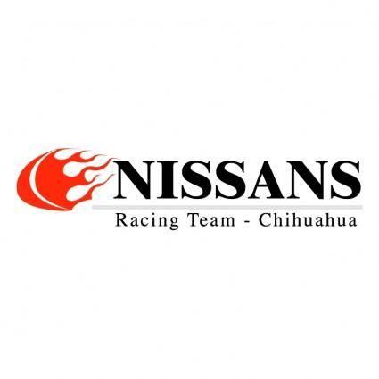 Nissans drag racing
