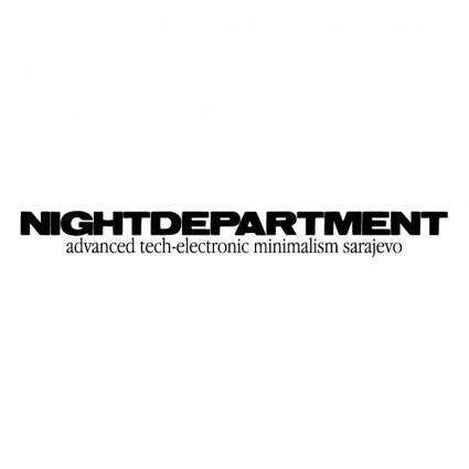 Nightdepartment 0