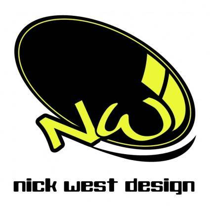free vector Nick west design