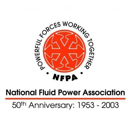 Nfpa 50th anniversary