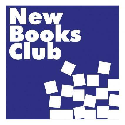 free vector New books club