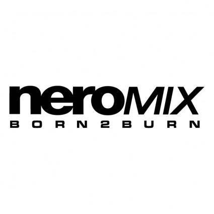 Nero mix