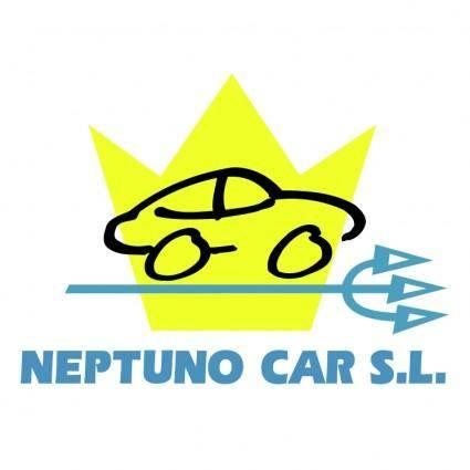 free vector Neptuno car