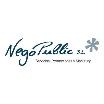 free vector Negopublic sl
