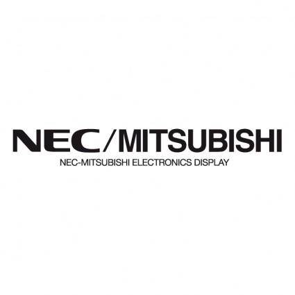 free vector Necmitsubishi