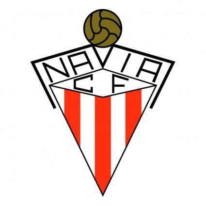 free vector Navia club de futbol de navia