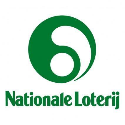 free vector Nationale lotterij