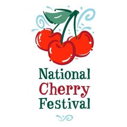 free vector National cherry festival 5