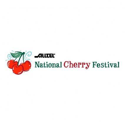 National cherry festival 2