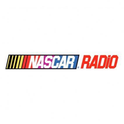 Nascar radio