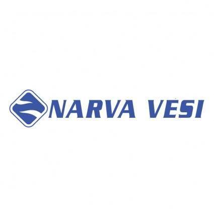 Narva vesi