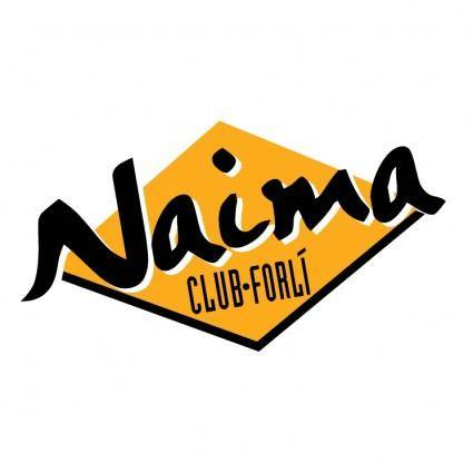 free vector Naima club forli 0
