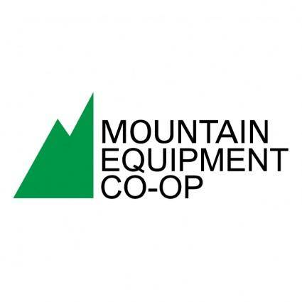free vector Mountain equipment co op