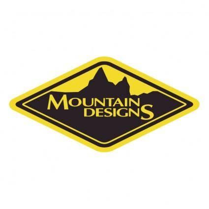 free vector Mountain designs