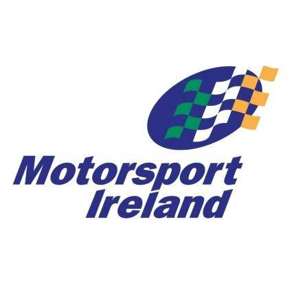 free vector Motorsport ireland