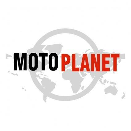 Moto planet