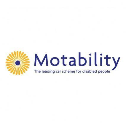 free vector Motability