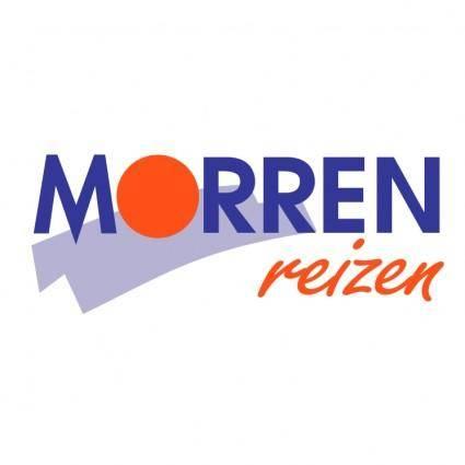 free vector Morren reizen