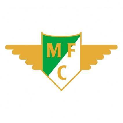free vector Moreirense futebol clube