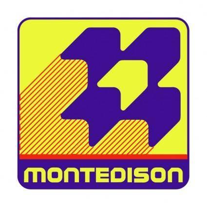 free vector Montedison 1