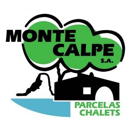 free vector Monte calpe