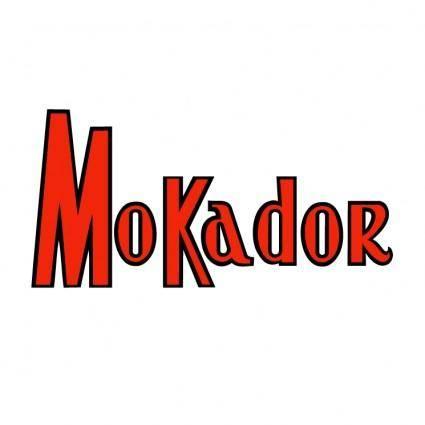 free vector Mokador caffe