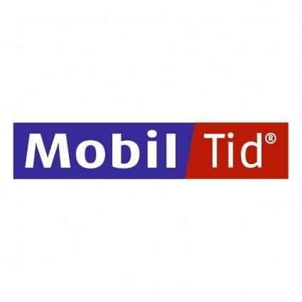 free vector Mobil tid