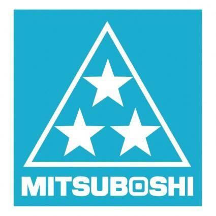 Mitsuboshi belting 1