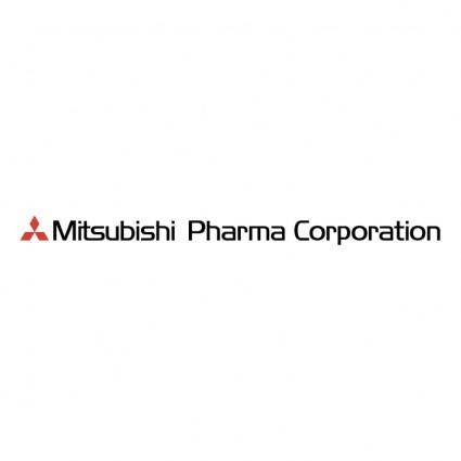 free vector Mitsubishi pharma corporation