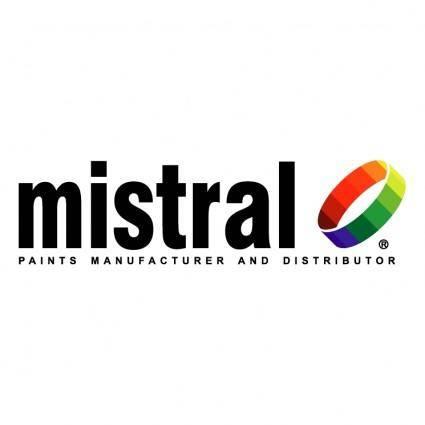 Mistral paints