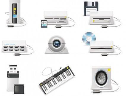 free vector Electronic products vector