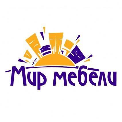 free vector Mir mebeli