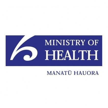 Ministry of health manatu hauora