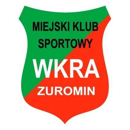 Miejski klub sportowy wkra zuromin