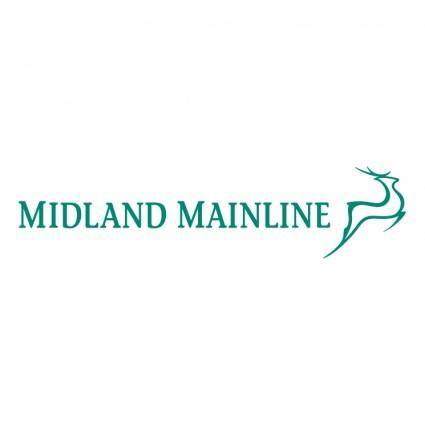 free vector Midland mainline