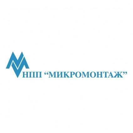 Micromontazh