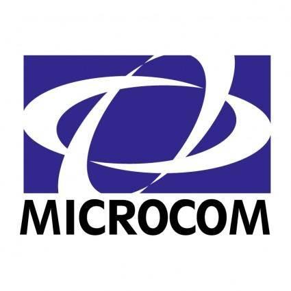 free vector Microcom technologies