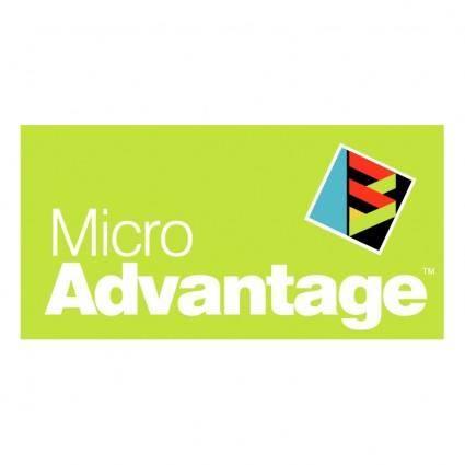 free vector Micro advantage