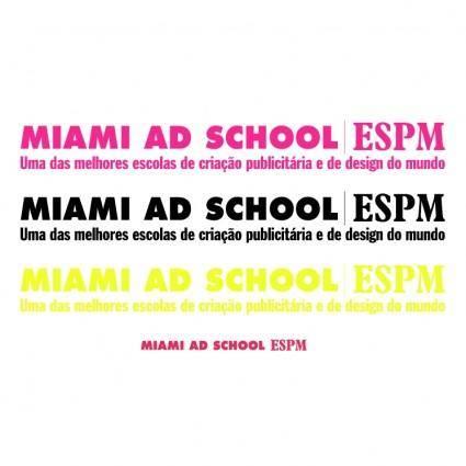 Miami ad schoolespm