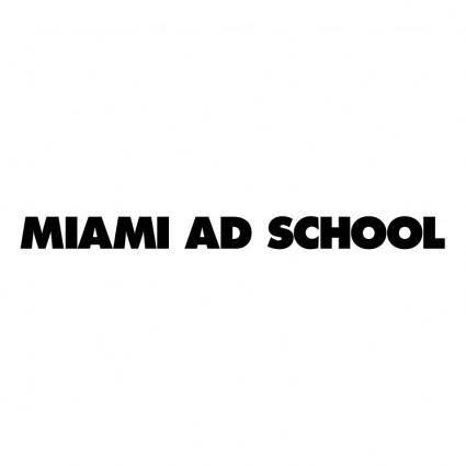 free vector Miami ad school