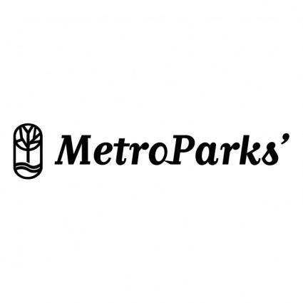 free vector Metroparks