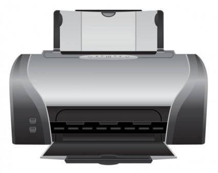 free vector Printer 03 vector