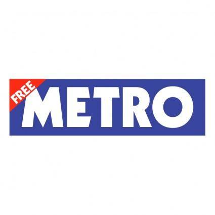 free vector Metro 8