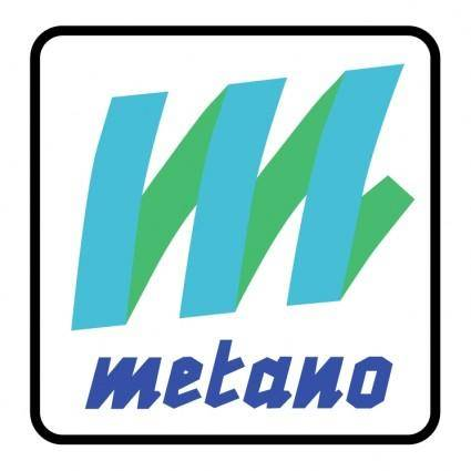 free vector Metano