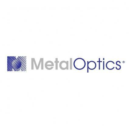 Metaloptics